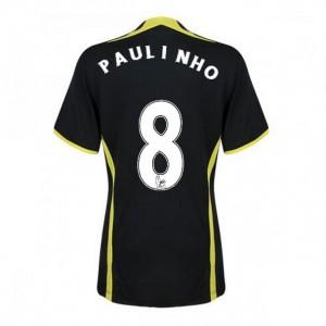 Camiseta de Manchester city 2013/2014 Tercera Silva