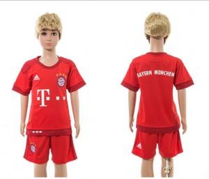 Camiseta Bayern Munich Home 2015/2016 Ni?os