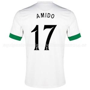 Camiseta nueva Celtic Amido Equipacion Tercera 2014/2015