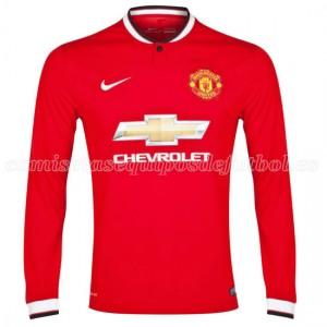 Camiseta de Manchester United 2014/2015 ML 1a