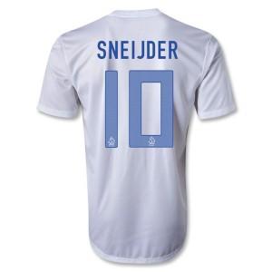 Camiseta de Holanda 2013/2014 Segunda Sneijder