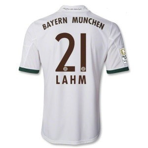 Camiseta nueva del Bayern Munich 2013/2014 Equipacion Lahm Tercera