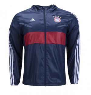 Abrigo 3 rayas nueva del Bayern Munich 2017/2018