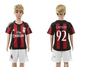 Ni?os Camiseta del 92 AC Milan 2015/2016