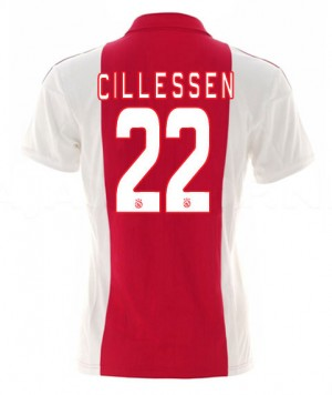 Camiseta nueva del Tottenham Hotspur 14/15 Adebayor Segunda