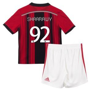 Camiseta de Everton 2014-2015 McGeady 3a