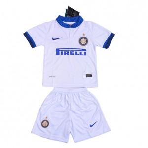 Camiseta nueva Inter Milan Nino Equipacion Segunda 2013/2014