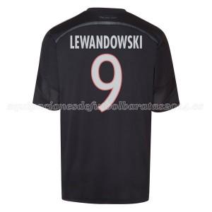 Camiseta de Bayern Munich Tercera Lewandowski Equipacion