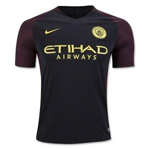 Camiseta Manchester City Segunda Equipacion 2016/2017