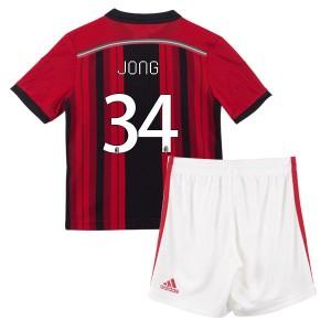 Camiseta nueva Everton Lukaku 3a 2014-2015
