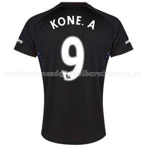 Camiseta nueva Everton Kone.A 2a 2014-2015