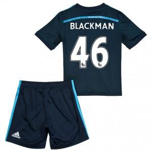 Camiseta Bayern Munich Alaba Segunda Equipacion 2014/2015