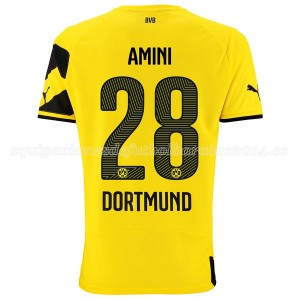 Camiseta del Amini Borussia Dortmund Primera 14/15