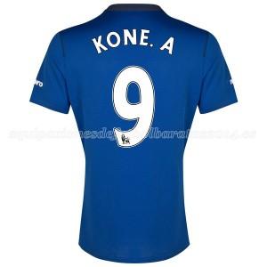 Camiseta nueva Everton Kone.A 1a 2014-2015