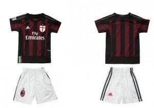 Camiseta nueva AC Milan 2015/2016