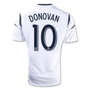 Camiseta nueva Los Angeles Galaxy Donovan Primera 2013/2014