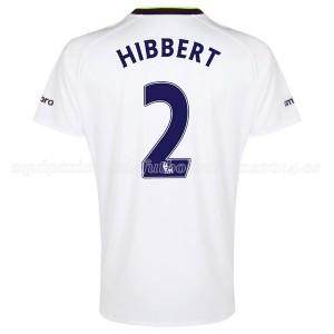 Camiseta del Hibbert Everton 3a 2014-2015