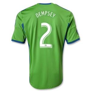 Camiseta nueva Seattle Sound Dempsey Equipaci Tailandia Primera