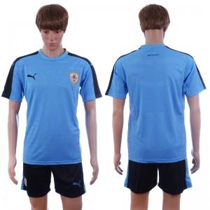 Camiseta Uruguay 2016/2017
