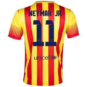 Camiseta nueva Barcelona Neymar Jr Segunda 2013/2014