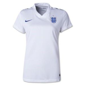 Camiseta nueva Inglaterra de la Seleccion Primera 2014