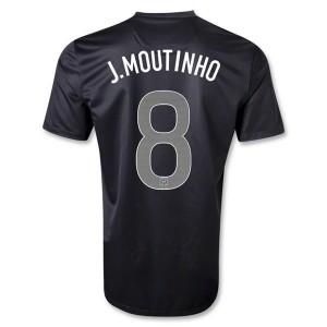 Camiseta de Portugal de la Seleccion 2013/2014 Segunda J Moutinho
