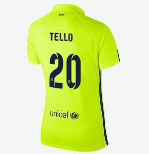 Camiseta nueva Barcelona Cuenca Segunda 2013/2014