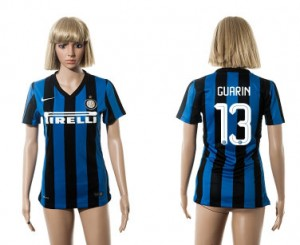 Camiseta de Inter Milan 2015/2016 13 Mujer
