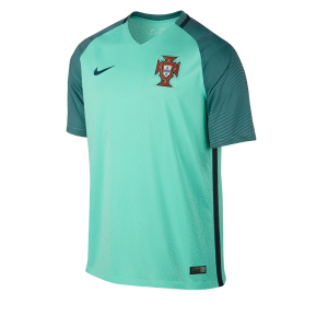 Camiseta de Portugal 2016 Away Stadium Hombre