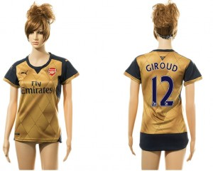 Camiseta nueva Arsenal 12# Away