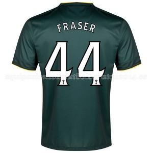 Camiseta de Celtic 2014/2015 Segunda Fraser Equipacion