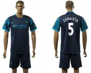 Camiseta Manchester City 5# Away