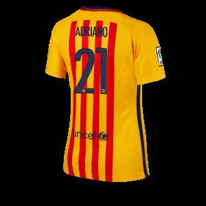 Camiseta nueva Barcelona Mujer Numero 21 Equipacion Segunda 2015/2016