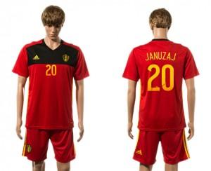 Camiseta nueva Belgium 20# 2015-2016
