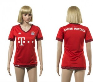 Camiseta de Bayern Munich 2015/2016 Mujer