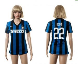 Camiseta nueva Inter Milan Mujer 22 2015/2016