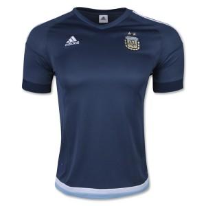 Camiseta nueva del Argentina 2016 Away