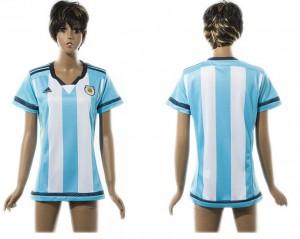 Camiseta nueva del Argentina 2015/2016 Mujer