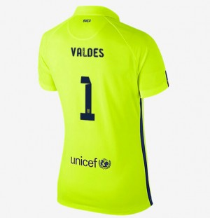 Camiseta Portero del Barcelona 2a 2013/2014
