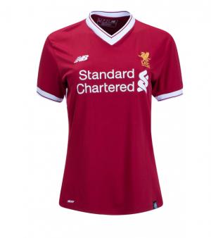 Camiseta nueva Liverpool Mujer Equipacion Primera 2017/2018
