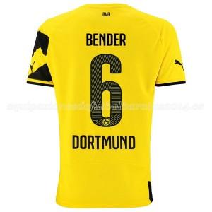 Camiseta nueva del Borussia Dortmund 14/15 Bender Primera