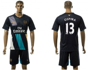 Camiseta nueva del Arsenal 13# Away