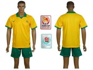 Camiseta nueva Australia de la Seleccion Primera