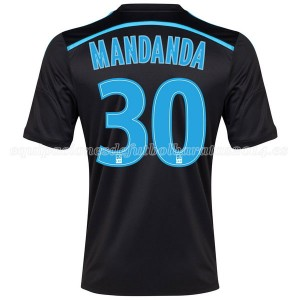 Camiseta nueva Marseille Mandanda Tercera 2014/2015