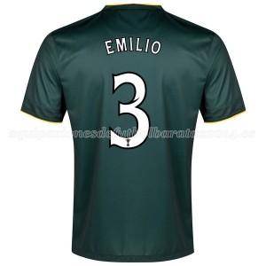 Camiseta Celtic Emilio Segunda Equipacion 2014/2015