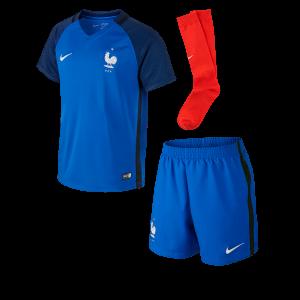 Camiseta de Francia 2016/2017 Niños