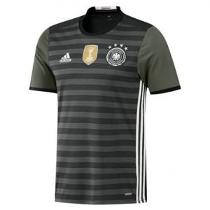 Camiseta nueva Alemania Equipacion Segunda 2016