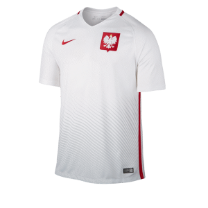 Camiseta nueva Poland Stadium Home 2016