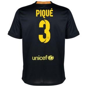 Camiseta nueva del Barcelona 2013/2014 Equipacion Pique Tercera
