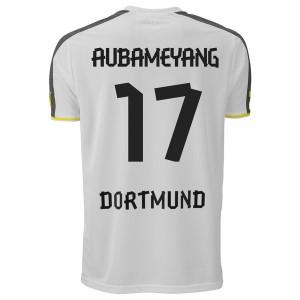 Camiseta nueva del Borussia Dortmund 2013/2014 Aubameyang Tercera